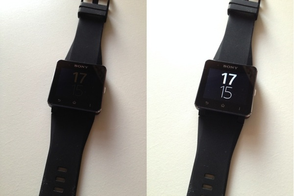 Smartwatch displays