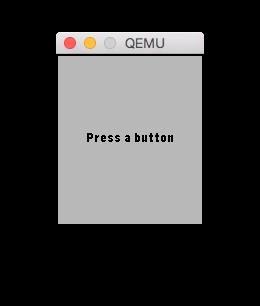 Pebble QEMU Simulator